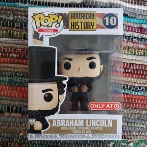 Funko Pop! Icons: American History Abraham Lincoln